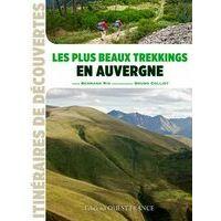 Editions Ouest-France Wandelgids Auvergne - Les Plus Beaux Trekkings