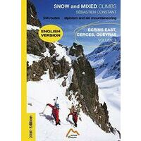 Editions Constant Ecrins East - Snow And Mixed Climbs