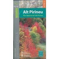 Editorial Alpina Wandelkaart En Gids Parc Natural De L'Alt Pirineu