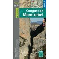 Editorial Alpina Wandelkaart Congost De Mont-rebei