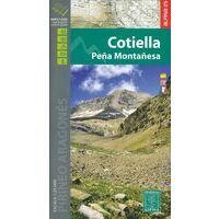 Editorial Alpina Wandelkaart Cotiella