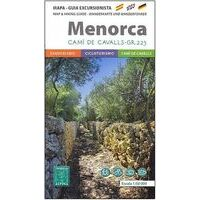 Editorial Alpina Menorca: Map & Hiking Guide