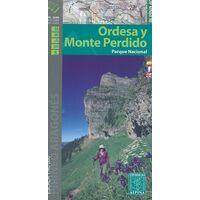 Editorial Alpina Wandelkaart Ordesa En Monte Perdido
