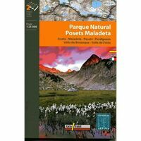 Editorial Alpina Wandelkaart Parque Natural Posets-Maladeta