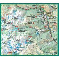 Editorial Alpina Wandelkaart Sant Maurici - Els Encantats