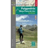 Editorial Alpina Wandelkaart Carlit - Bollosa - Alta Cerdanya