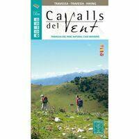 Editorial Alpina Wandelkaart Cavalls Del Vent Cadi-Moixero