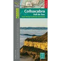 Editorial Alpina Wandelkaart Collsacabra - Vall De Sau