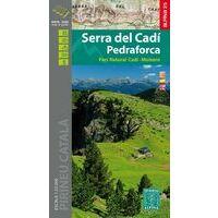Editorial Alpina Wandelkaart Serra Del Cadi - Pedraforca