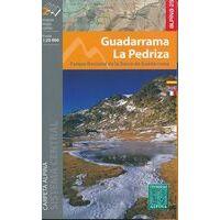 Editorial Alpina Wandelkaart Sierra De Guadarrana - La Pedriza