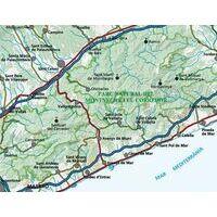 Editorial Alpina Wandelkaart Montnegre Corredor