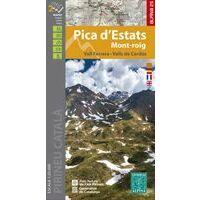 Editorial Alpina Wandelkaart Pica D'Estats - Mont-Roig