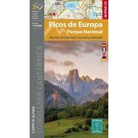 Editorial Alpina Wandelkaart Picos De Europa