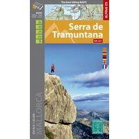 Editorial Alpina Wandelkaart Serra De Tramuntana (set Van 4)