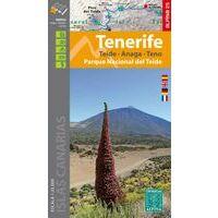 Editorial Alpina Wandelkaart Tenerife - El Teide - Anaga - Teno