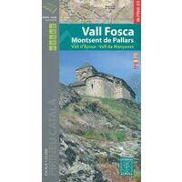 Editorial Alpina Wandelkaart Vall Fosca - Montsent De Pallars