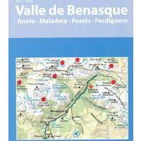 Editorial Alpina Wandelkaart Valle De Benasque