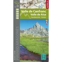 Editorial Alpina Wandelkaart Valle De Canfranc - Aisa