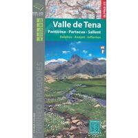 Editorial Alpina Wandelkaart Valle De Tena