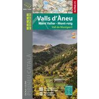Editorial Alpina Wandelkaart Valls D'Aneu - Mont Valier - Mont Roig