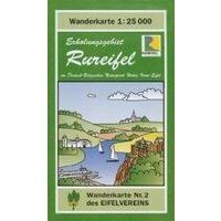 Eifelverein Wandelkaart 02 Rureifel