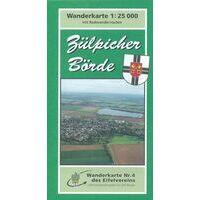 Eifelverein Wandelkaart 04 Zülpicher Börde