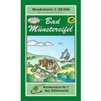 Eifelverein Wandelkaart 07 Bad Münstereifel