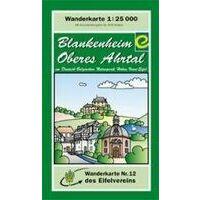 Eifelverein Wandelkaart 11 Oberes Ahrtal / Hocheifel