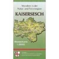 Eifelverein Wandelkaart 22 Kaisersesch