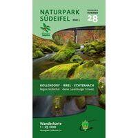 Eifelverein Wandelkaart 28 Naturpark Sudeifel (zuidelijk Deel) Blatt 3