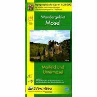 Eifelverein Wandelkaart 34 Maifeld Und Untermosel