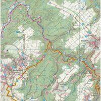 Eifelverein Wandelkaart 36 Zeller Land Mit Mosel Und Hunsrück