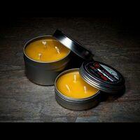 Exotac CandleTIN HOT Burn Large Waxinelicht Bijenwax