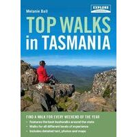 ExploreAustralia Wandelgids Top Walks In Tasmania