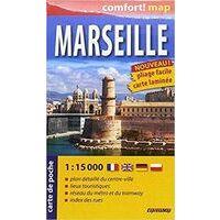 Expressmap Stadsplattegrond Marseille
