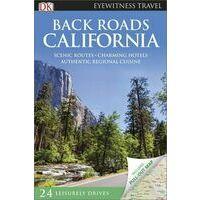 Eyewitness Guides Autoreisgids Backroads Of California