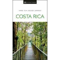 Eyewitness Guides Costa Rica Reisgids