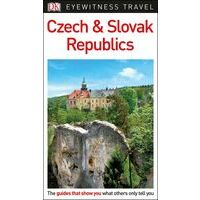 Eyewitness Guides Czech & Slovak Republics Reisgids Tsjechië