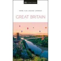 Eyewitness Guides Reisgids Great Britain