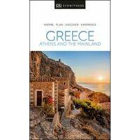 Eyewitness Guides Reisgids Greece, Athens & The Mainland Griekenland