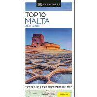Eyewitness Guides Reisgids Top 10 Malta And Gozo