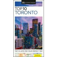 Eyewitness Guides Reisgids Top10 Toronto