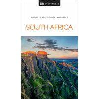 Eyewitness Guides South Africa - Reisgids Zuid-Afrika