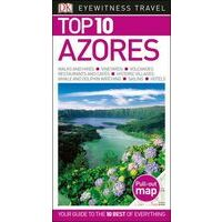 Eyewitness Guides Top 10 Azores