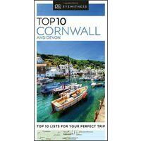 Eyewitness Guides Top10 Cornwall And Devon Reisgids