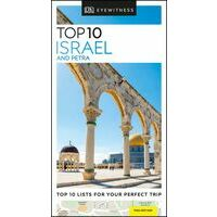 Eyewitness Guides Top10 Israel & Petra
