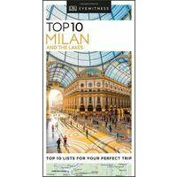Eyewitness Guides Top10 Milan And The Lakes - Reisgids Milaan