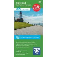 Falk Fietskaart 06 Flevoland