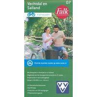 Falk Fietskaart 07 Vechtdal En Salland