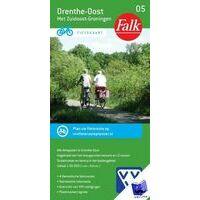 Falk Fietskaart 05 Drenthe Oost